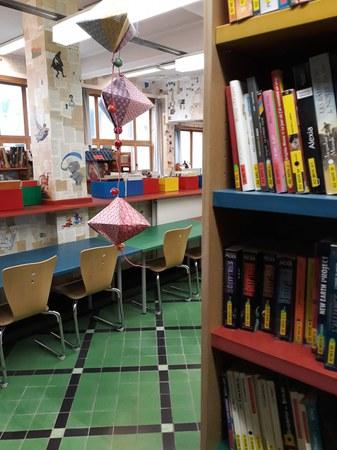 La Bibliothèque de Namur  se réorganise